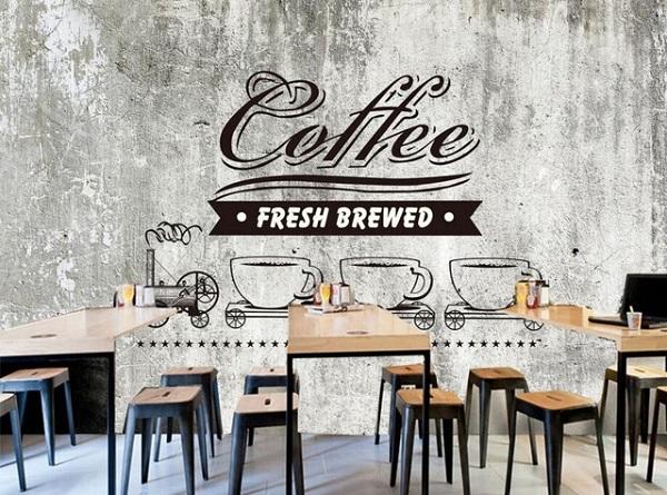 Tranh cafe