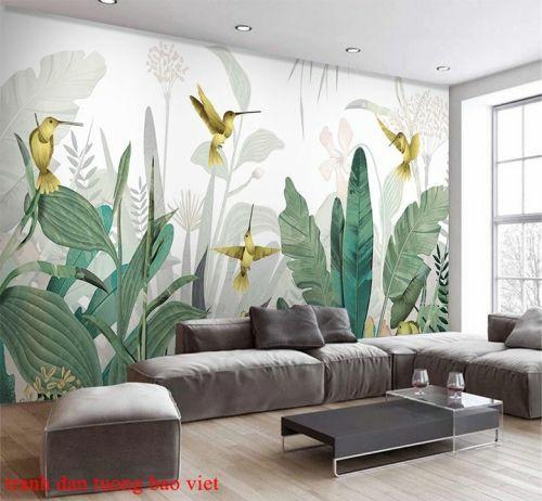 vẽ tranh tường quán cafe đồng nai (4)